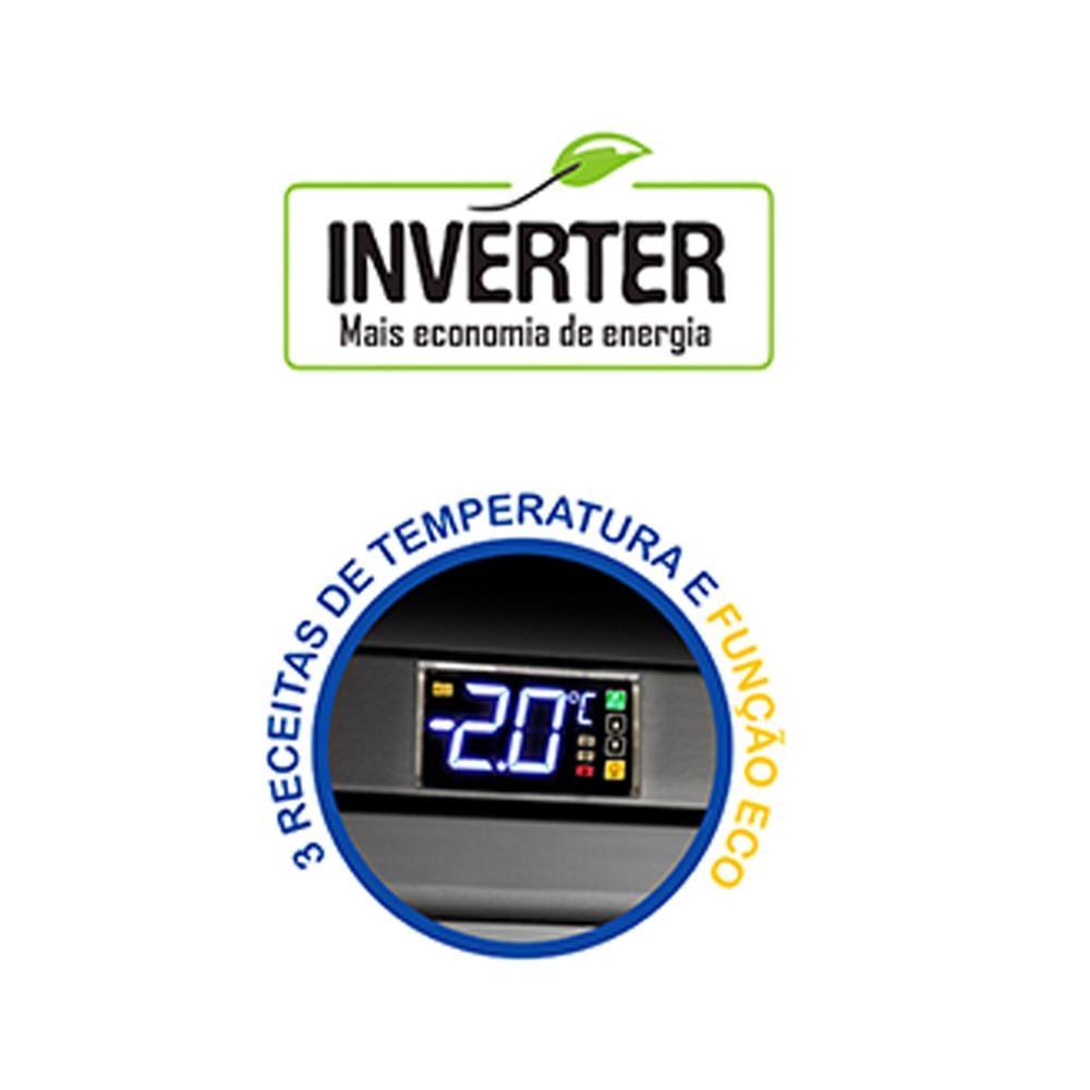 CAMARA CERVEJEIRA HOME BEER 130L AR FORÇADO INVERTER